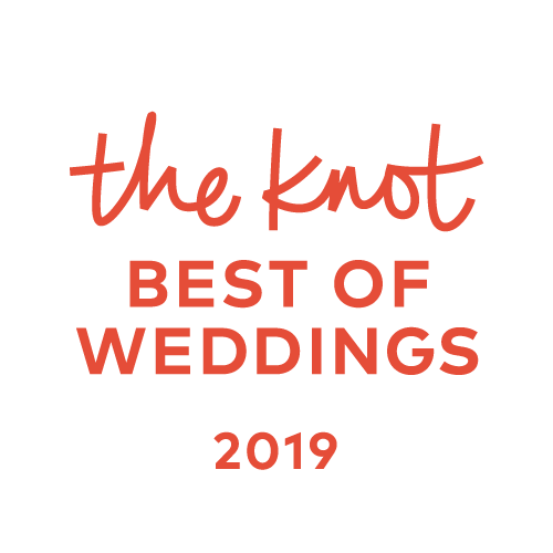 The Knot Best of Weddings 2019 Award