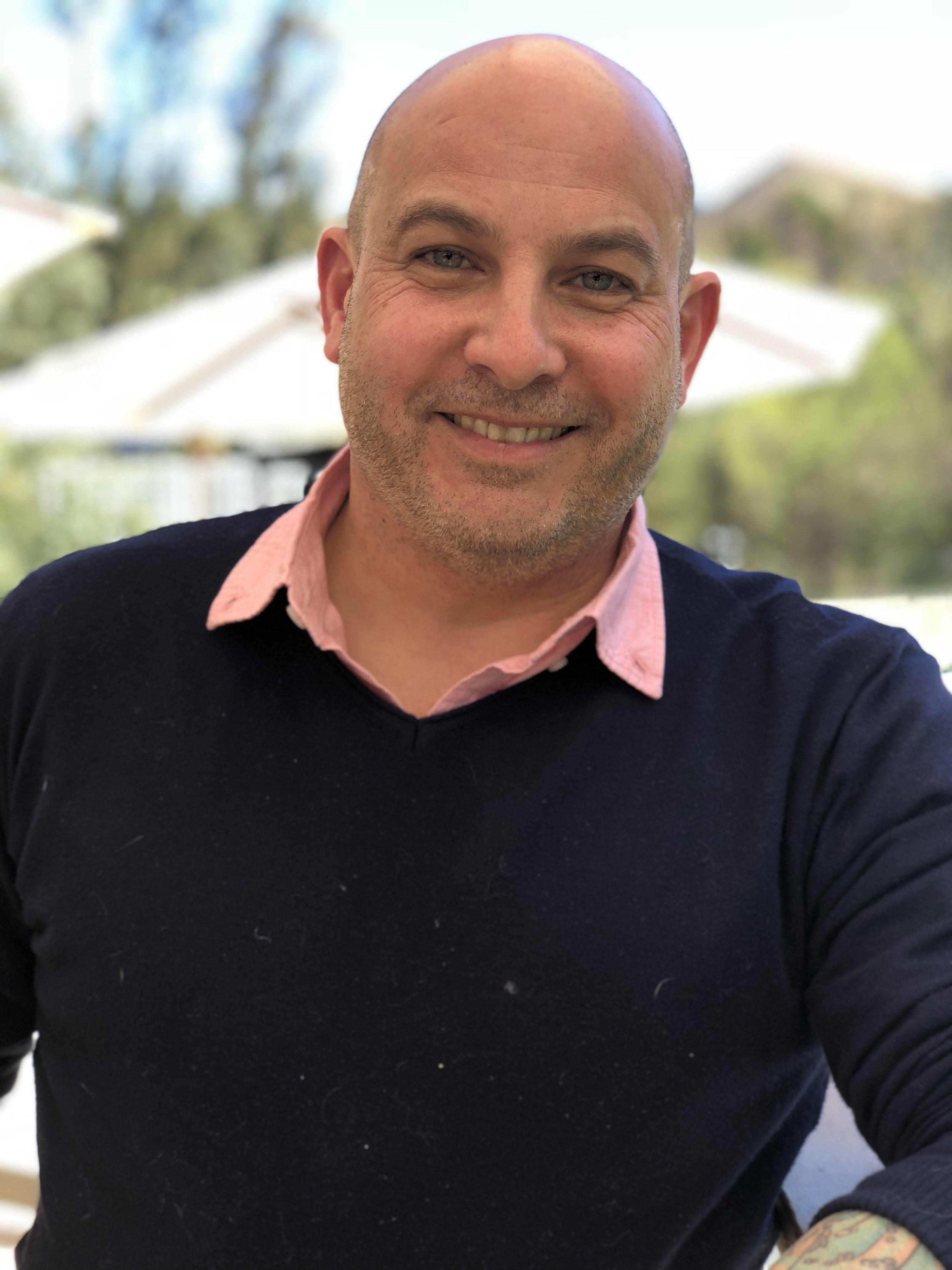 Creative Editor Michael Matassa