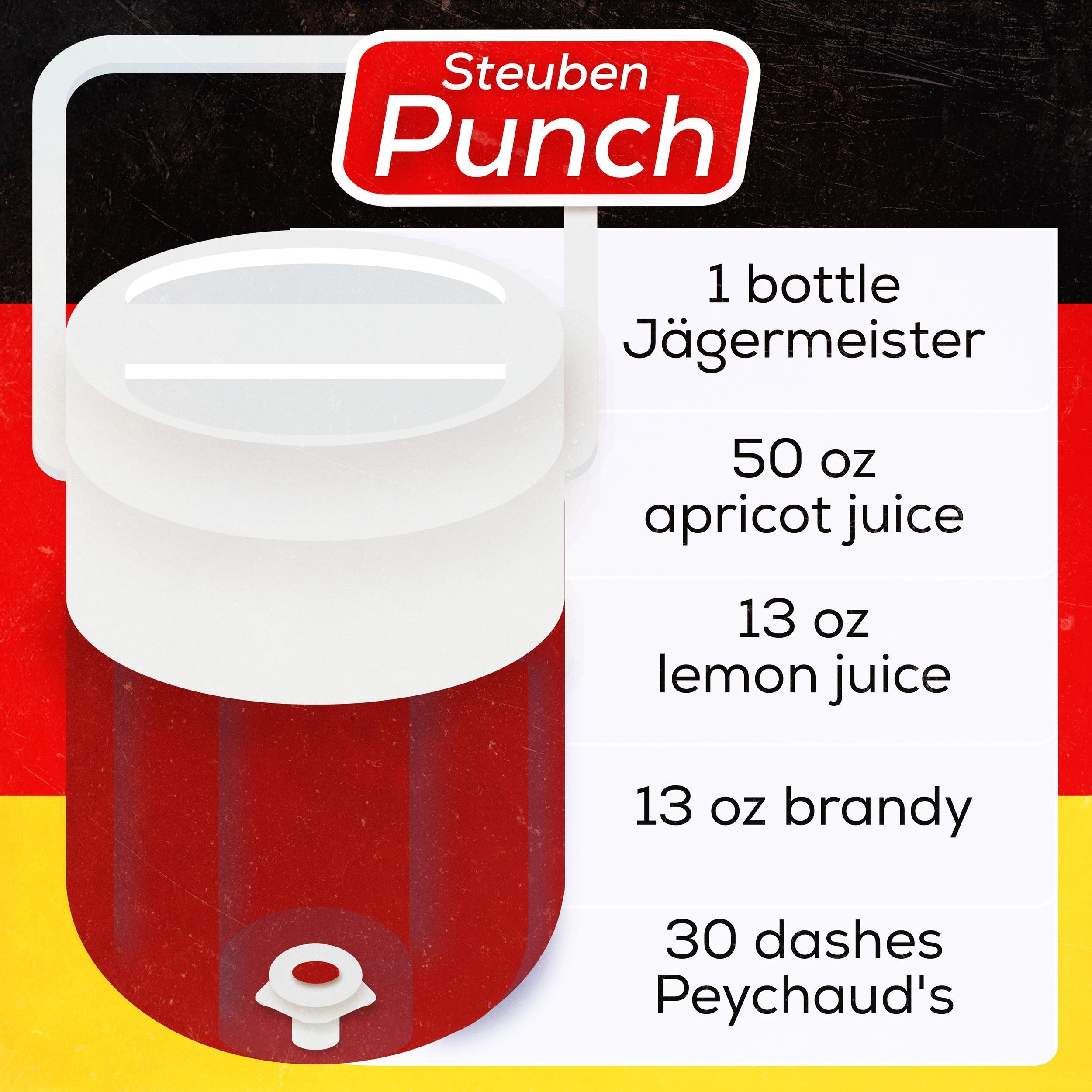 coleman cooler 4th of july steuben punch andrew bohrer.JPG