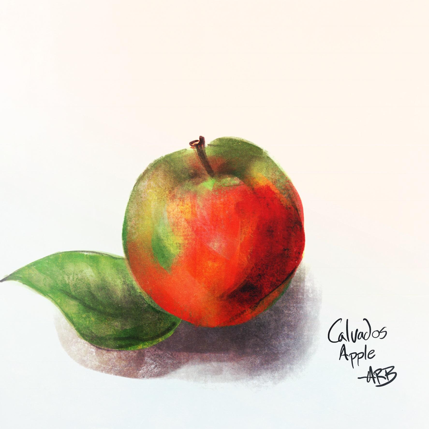 calvados apple