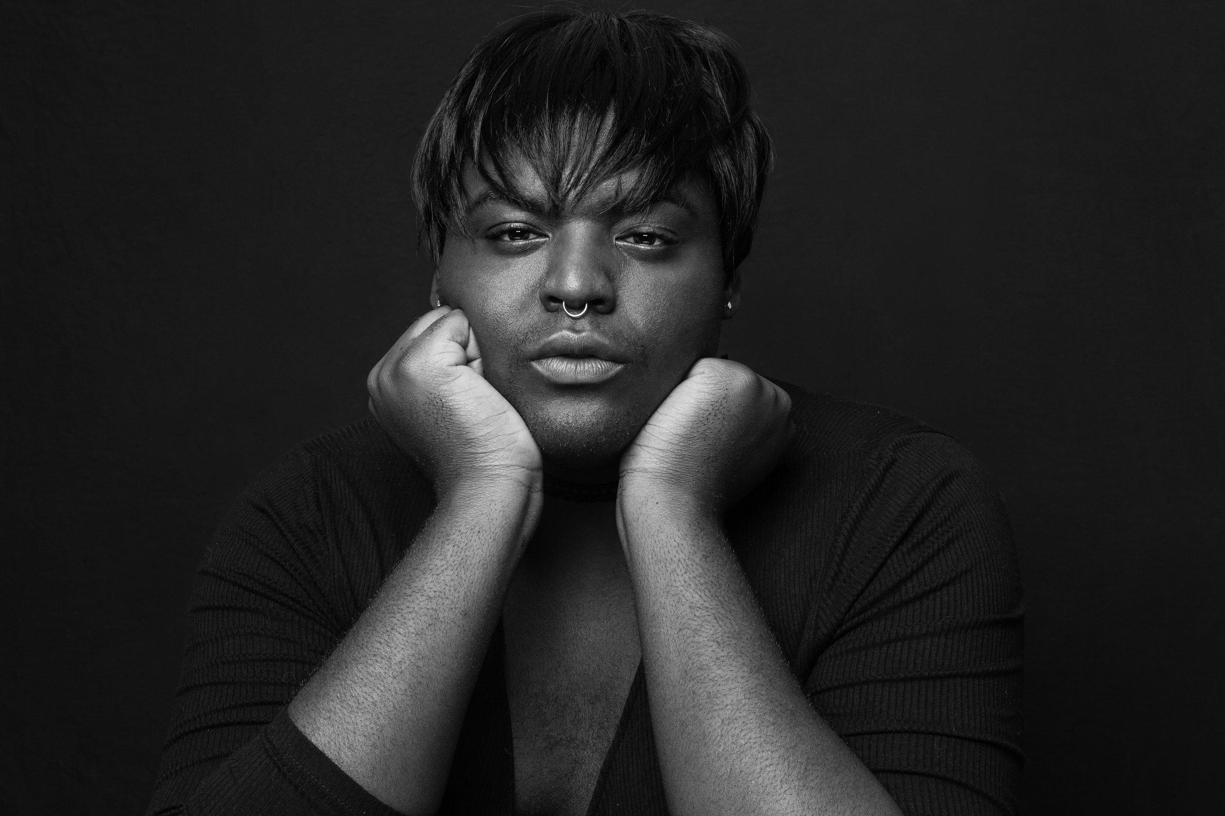Jamal T. Lewis - photo credit: Giancarlo Valentine