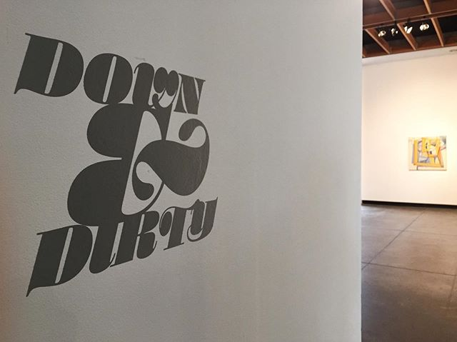 """""""Down and Dirty"""" An HAS fundraiser. Cocktails, silent auction, classes, and dinner. Support @hartfordartschool . Support artists. The world is dead without them. #art #artworld"""
