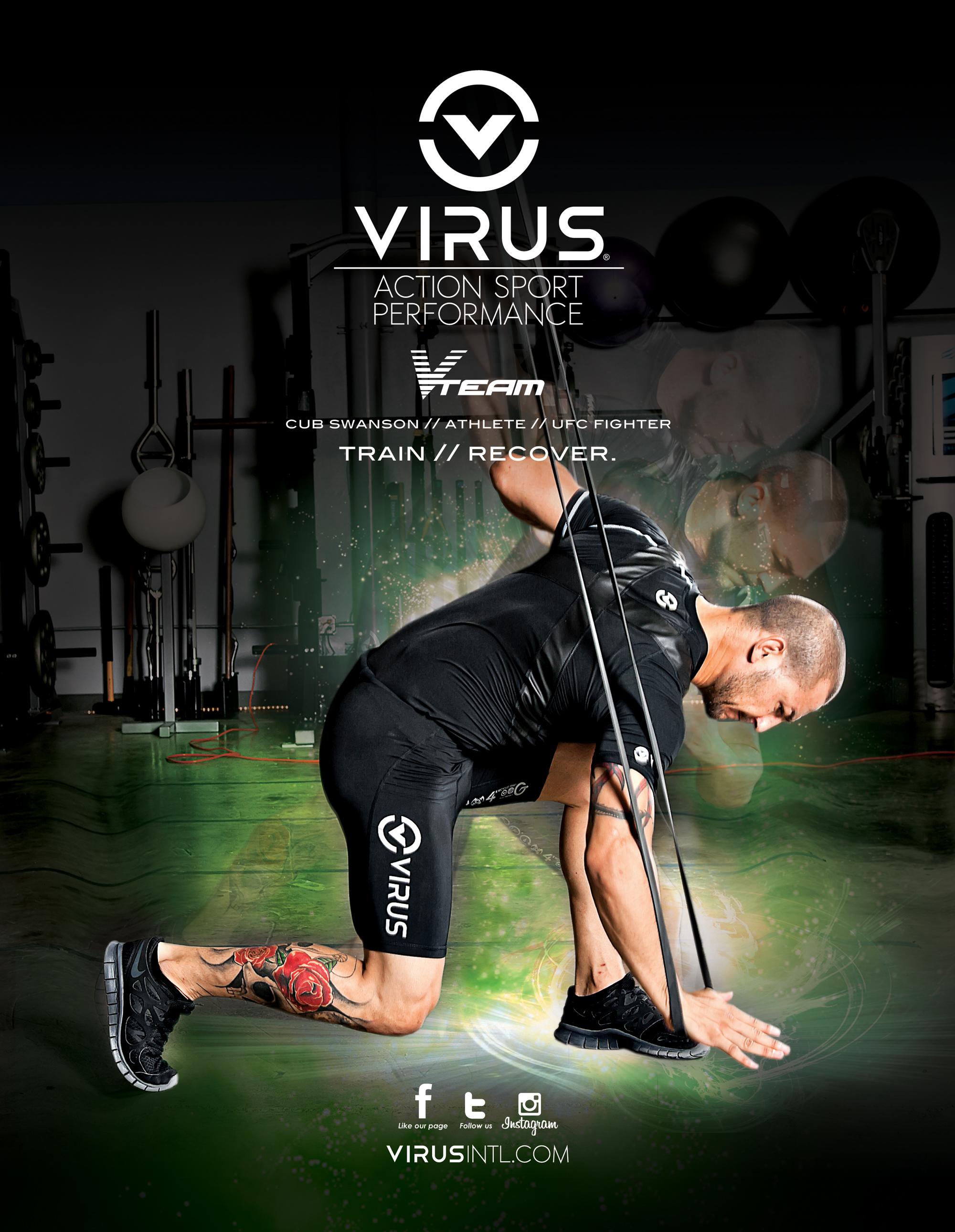 Virus Sport Ad