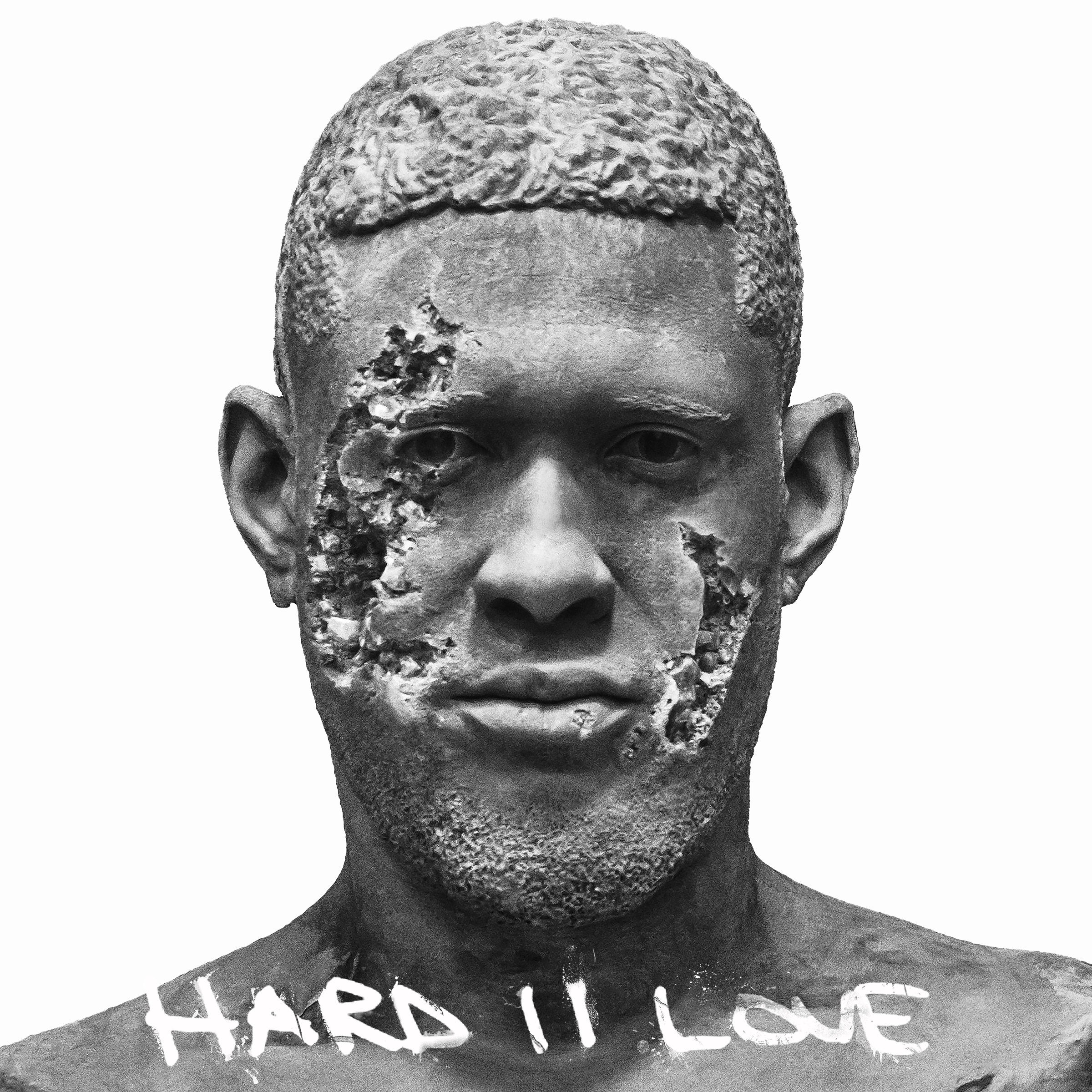 Usher - Hard II Love Album Cover