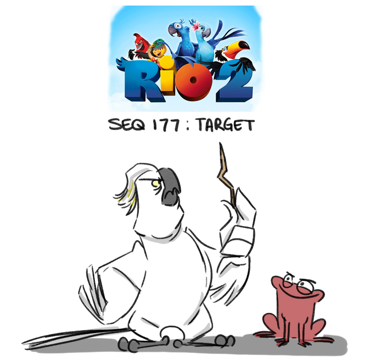 Sequence 177: Target
