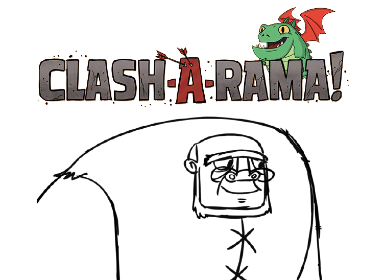Clash-A-Rama: Giant Dad