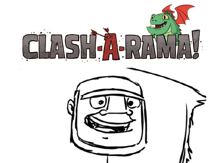Clash-A-Rama: Bowling