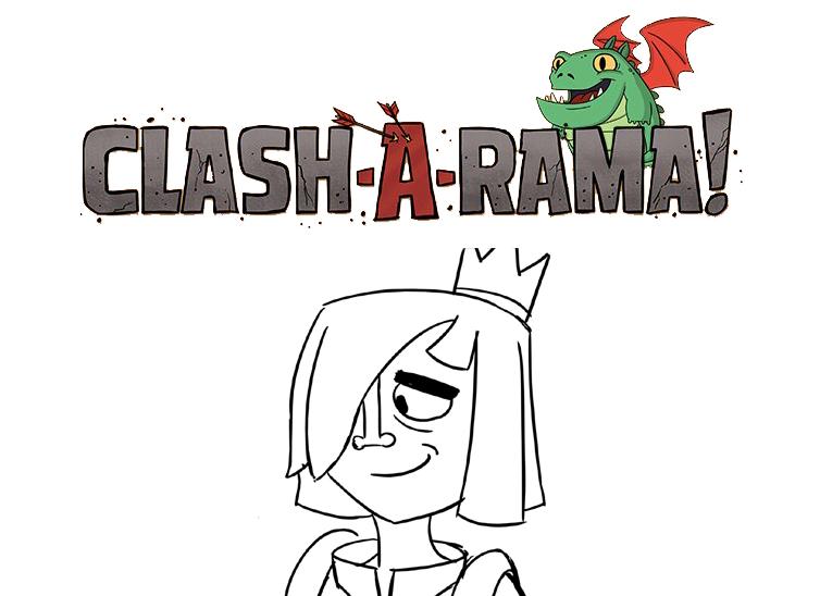 Clash-A-Rama: Amalie & Ledge