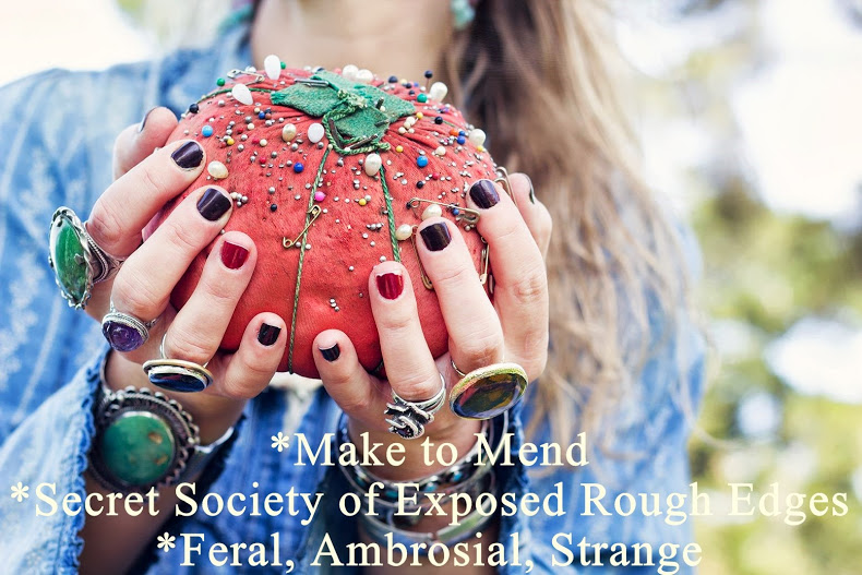 Jennette Neilsen is our Accessories-As-Medicine-Woman. Let us Make-To-Mend.