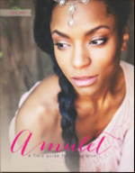 Spring Issue, Amulet, cover by Jeanette Bursey LeBlanc