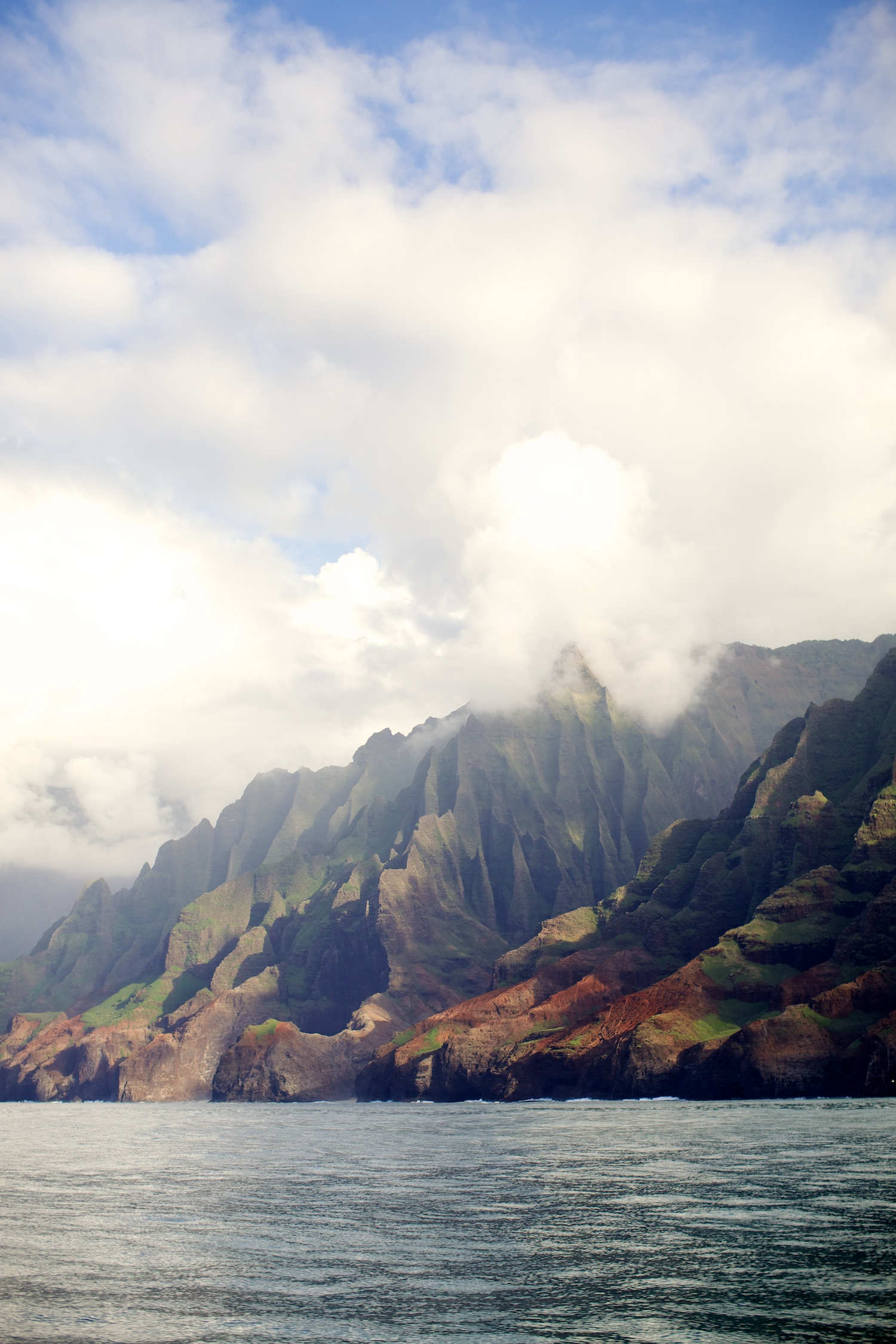 Na Pali Coast @ Kauai, HI