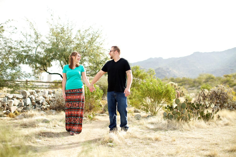 PhoenixWeddingPhotographerSouthMountainEngagementSession