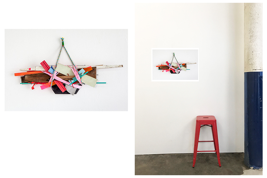 MAGGIE SCHREIBER,  Untitled,  digital print on rag paper, Edition of 7, 50 x 70 cm $250 each, unframed.  (Still available)