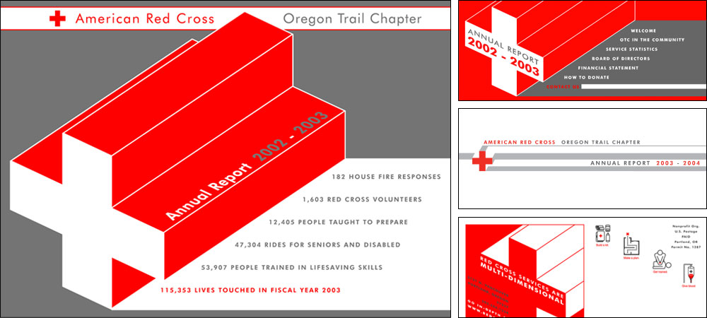 American Red Cross - Oregon Trail Chapter