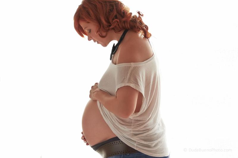 Sesión de fotos de embarazo