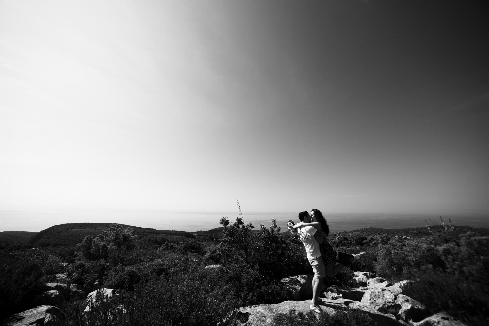 Preboda de Noe y Gabi en el Parc Natural del Garraf