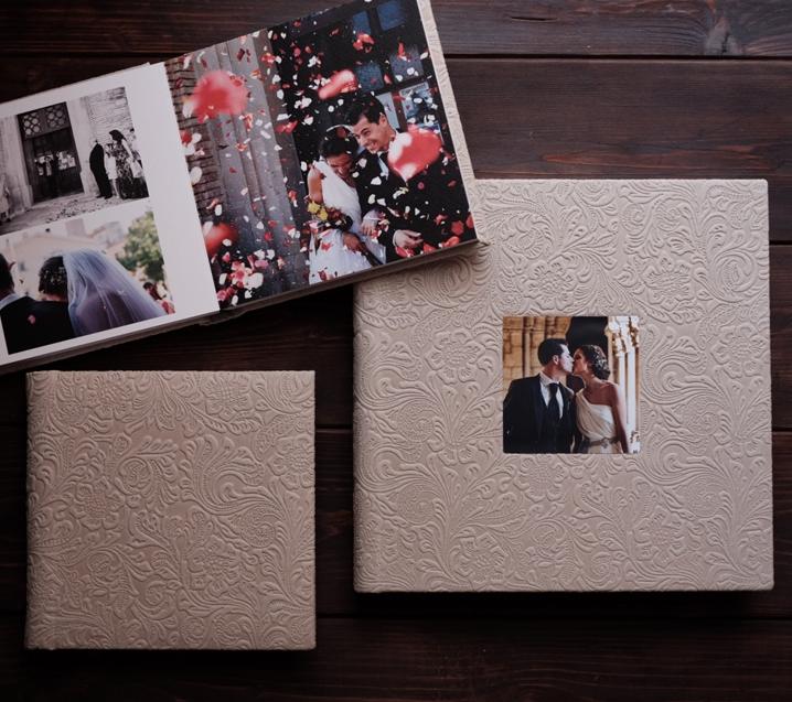 Album Signature de boda