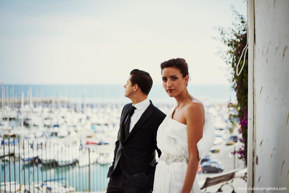 Post boda en el Garraf
