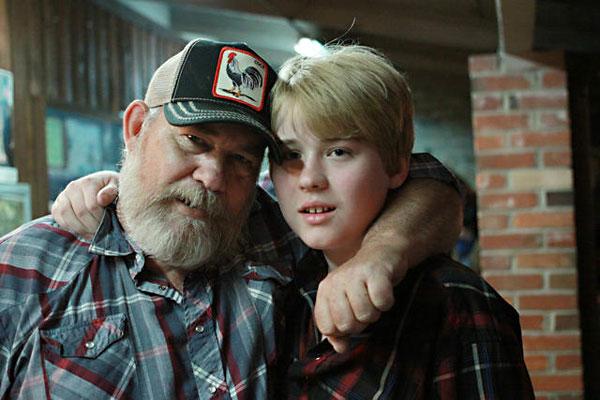 William and Jon Dee Graham. Photo by Todd V. Wolfson