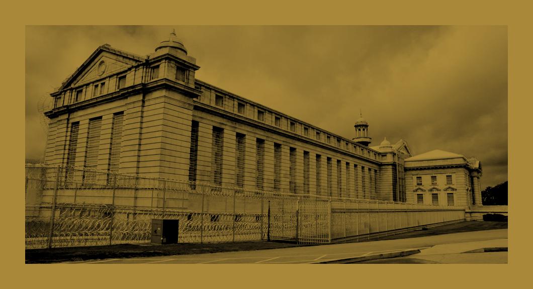 U.S. Federal Penitentiary, Atlanta Ga. Photo via the Federal Bureau of Prisons