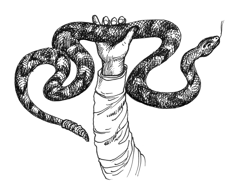 The Pentecostal Serpent — THE BITTER SOUTHERNER