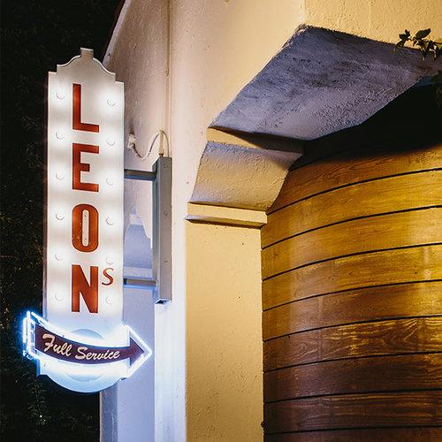 Photo via Leon's Full Service