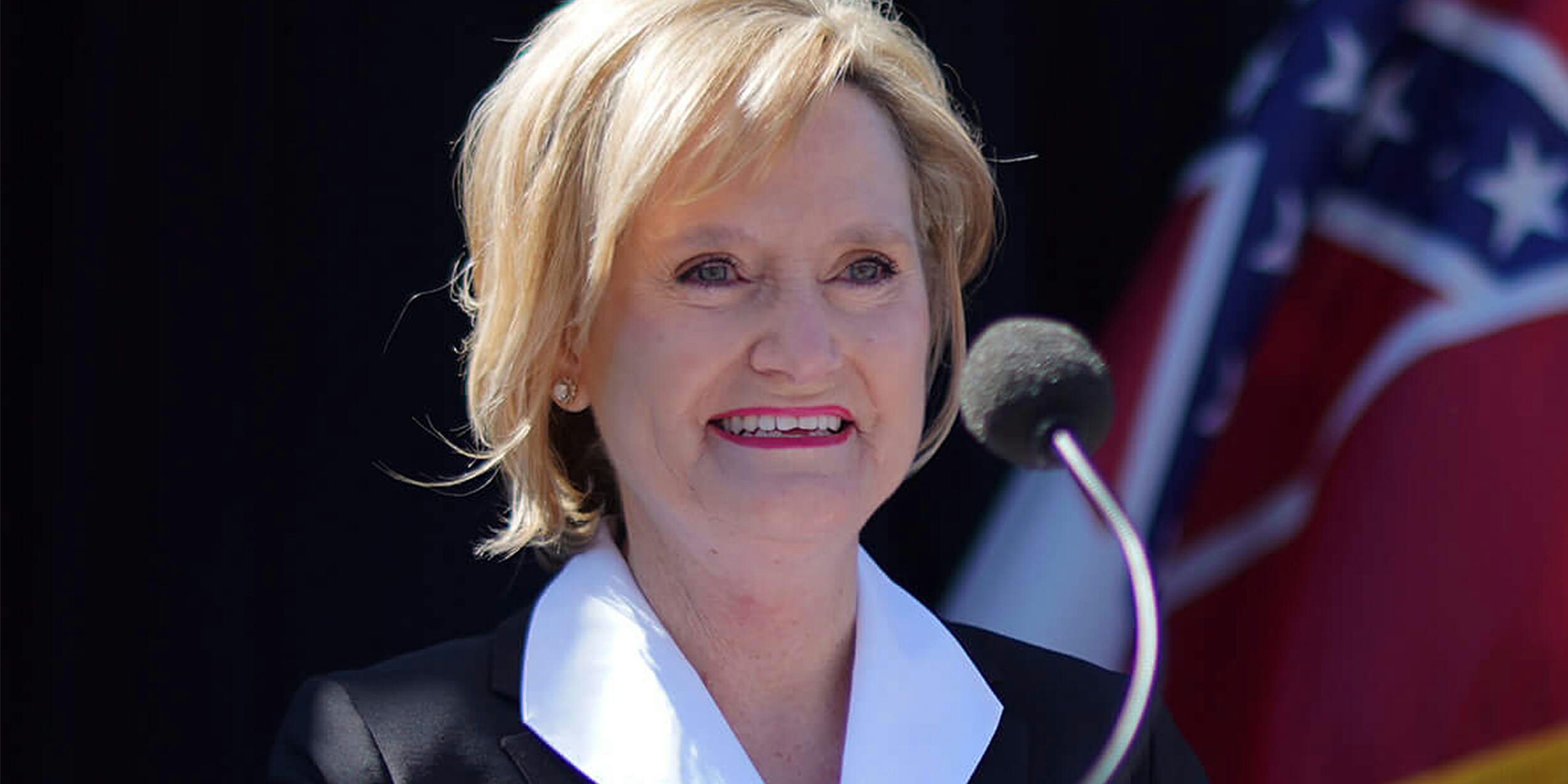 Mississippi's new U.S. Sen.-elect, Cindy Hyde-Smith
