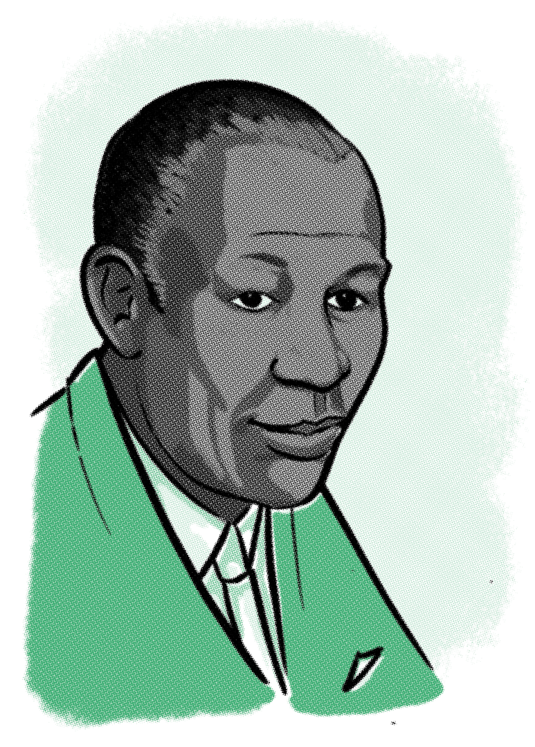 Victor Hugo Green, Author of the Green Book