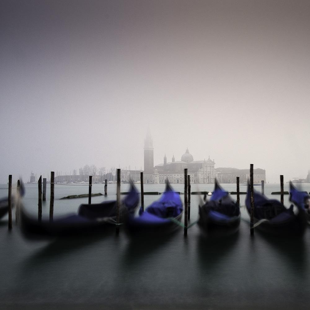 Gondola Blue..