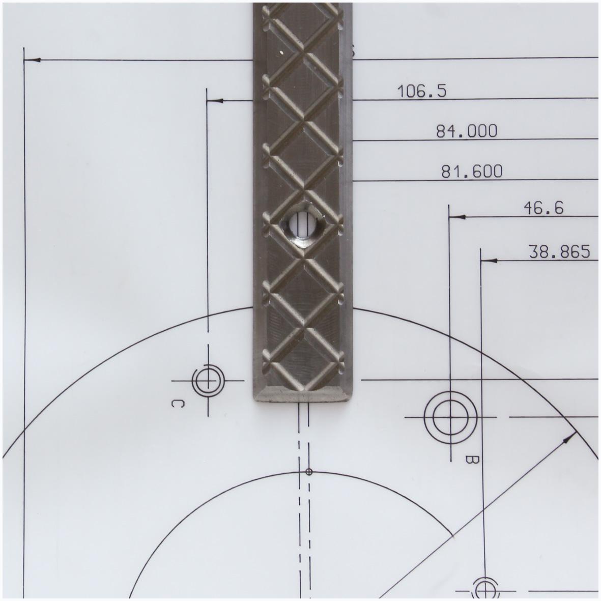 Stainless Steel Anti Slip Strip CS253-FTAS