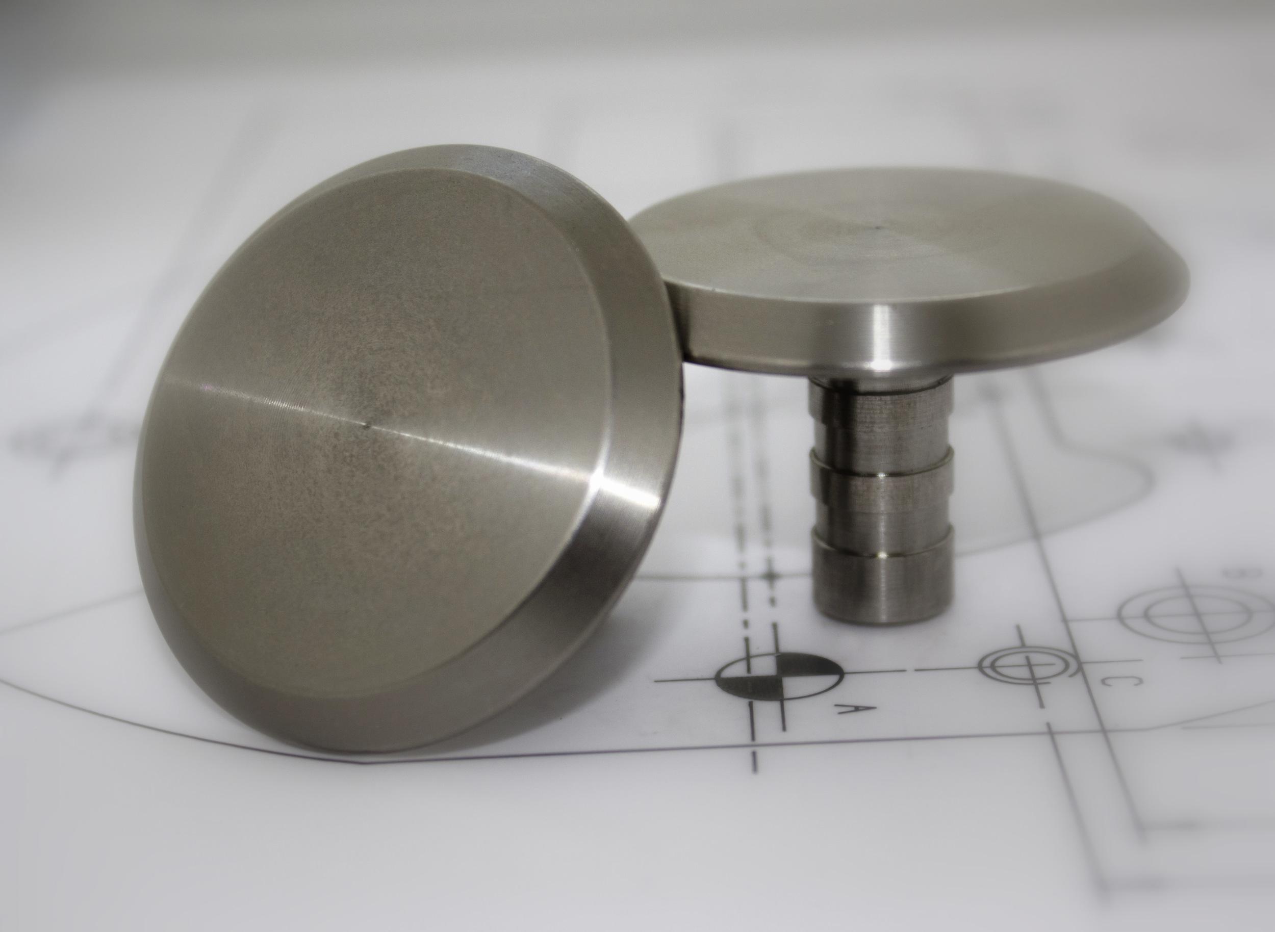 Stainless Steel 50mm Stud ST506-PL