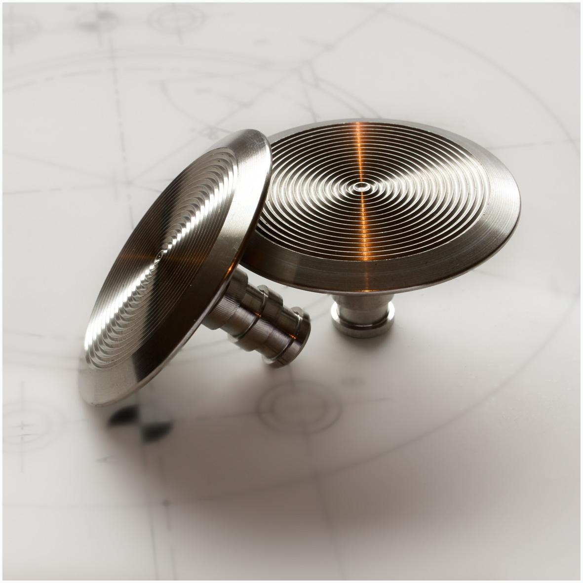 Stainless Steel Low Profile Stud LP503-CV