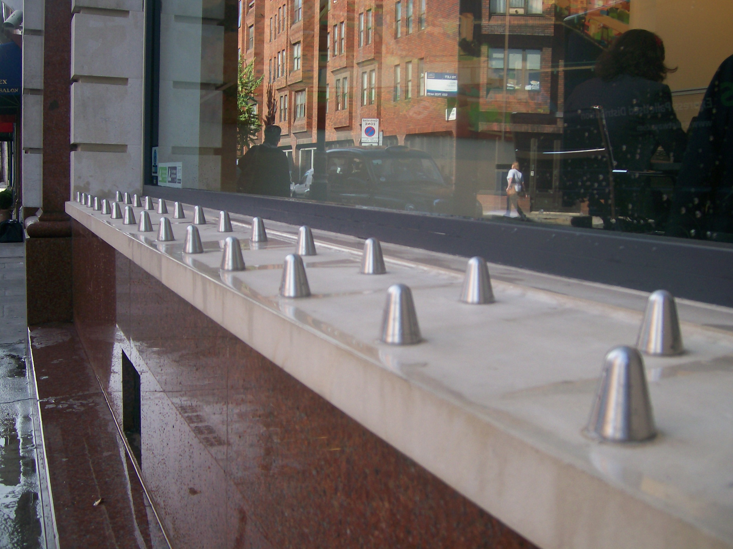 London Anti Social Cones.JPG
