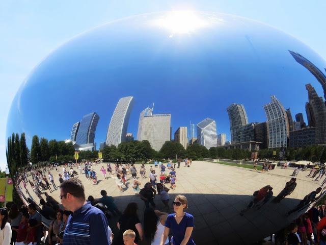 Cloud Gate chicago.JPG