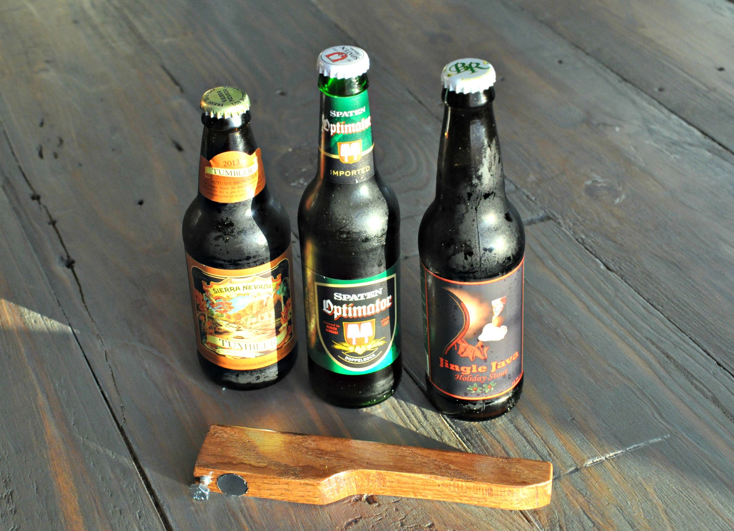 Beer Bottle Opener Tutorial