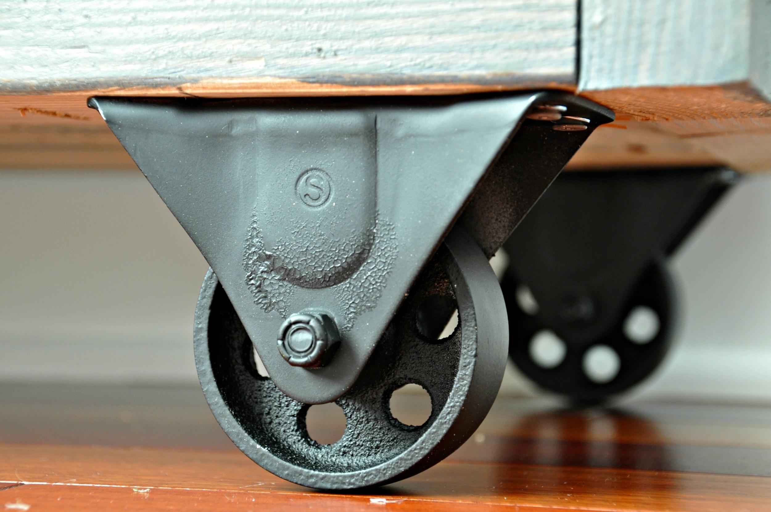 DIY Dining Cart wheel.jpg