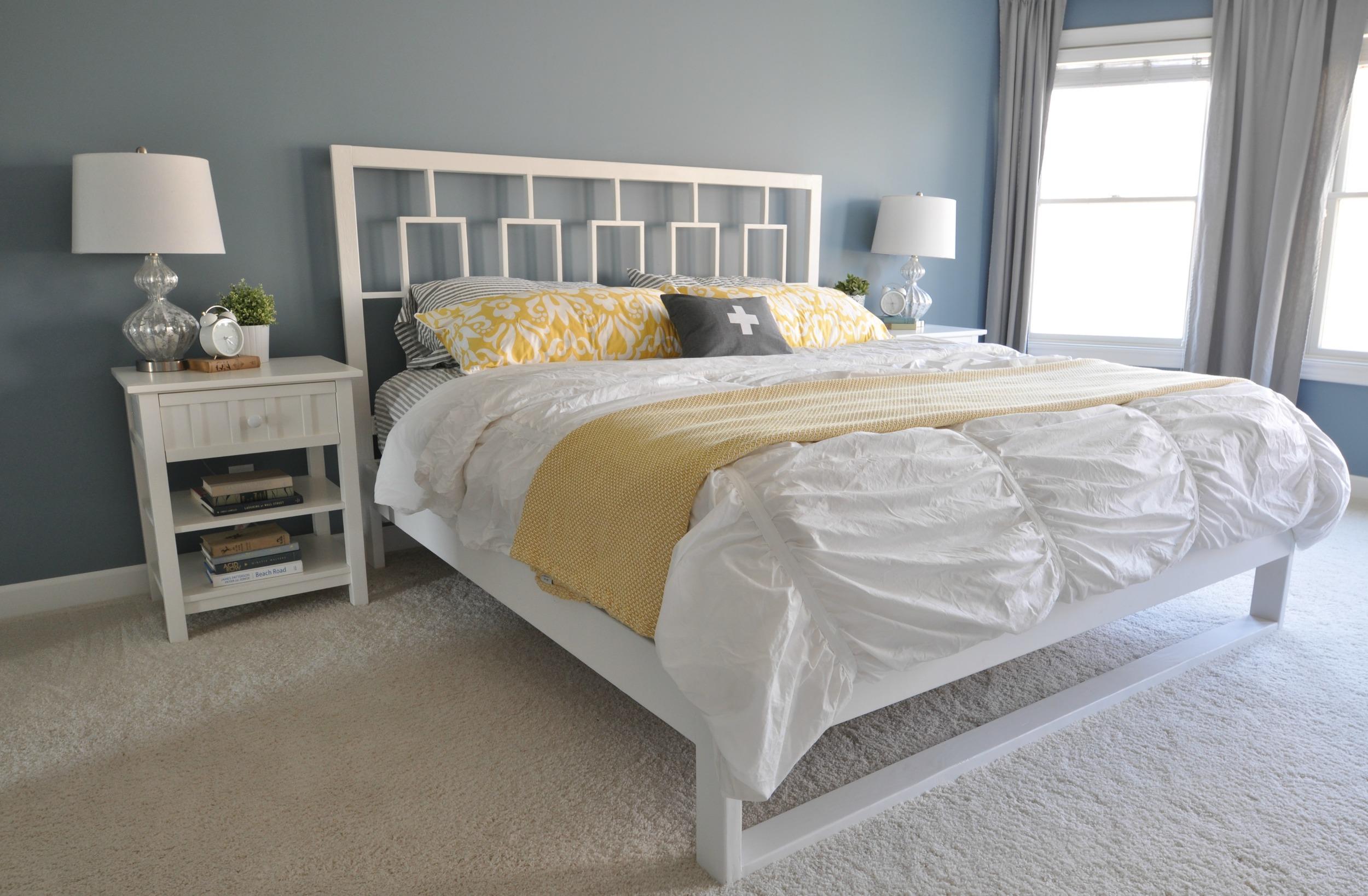 Crane and Canopy Bedding