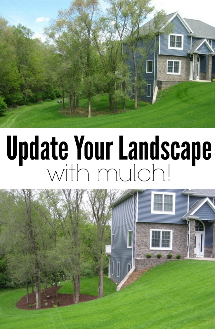 Update Your Landscape With Mulch