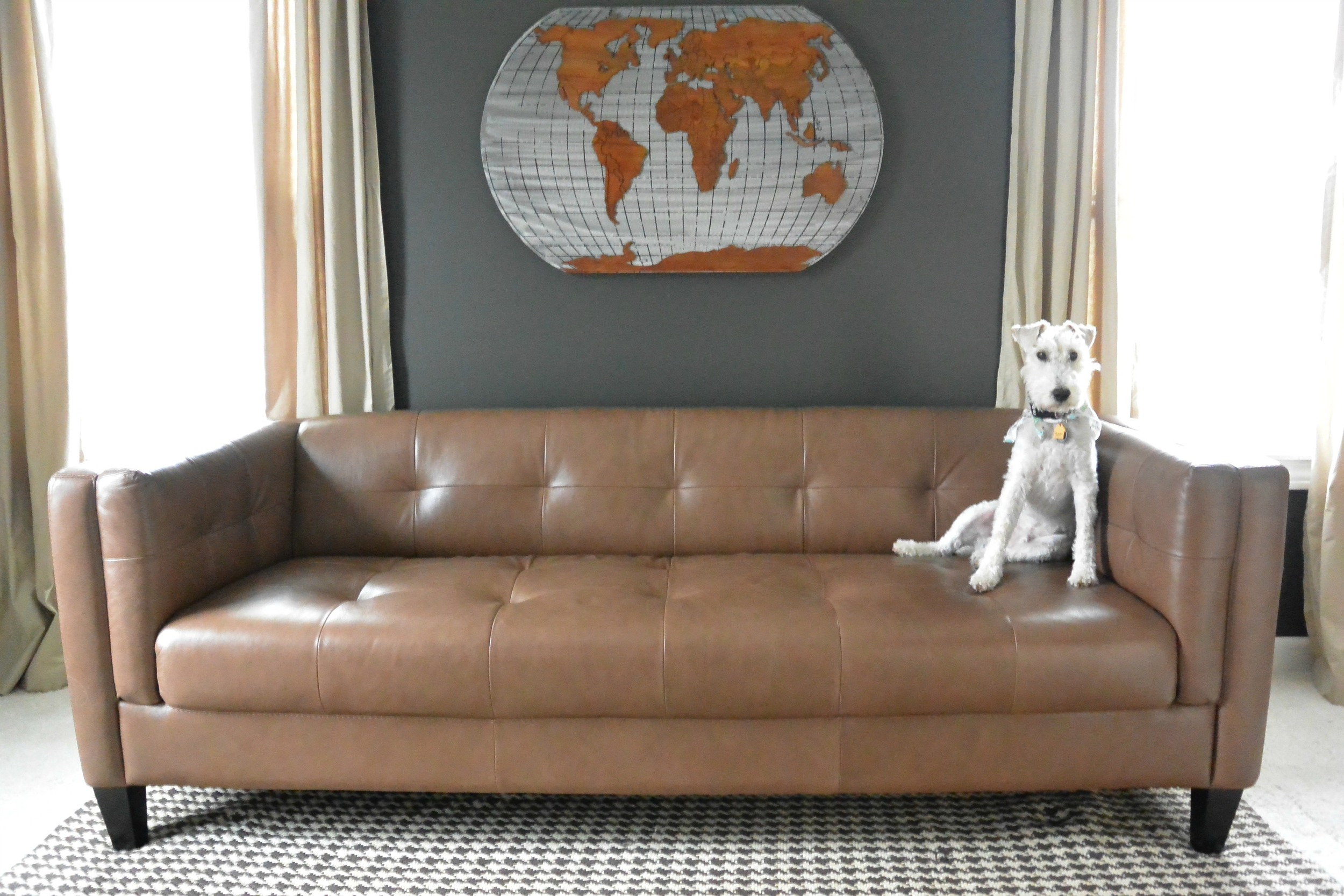 New Office Art | Decor and the Dog