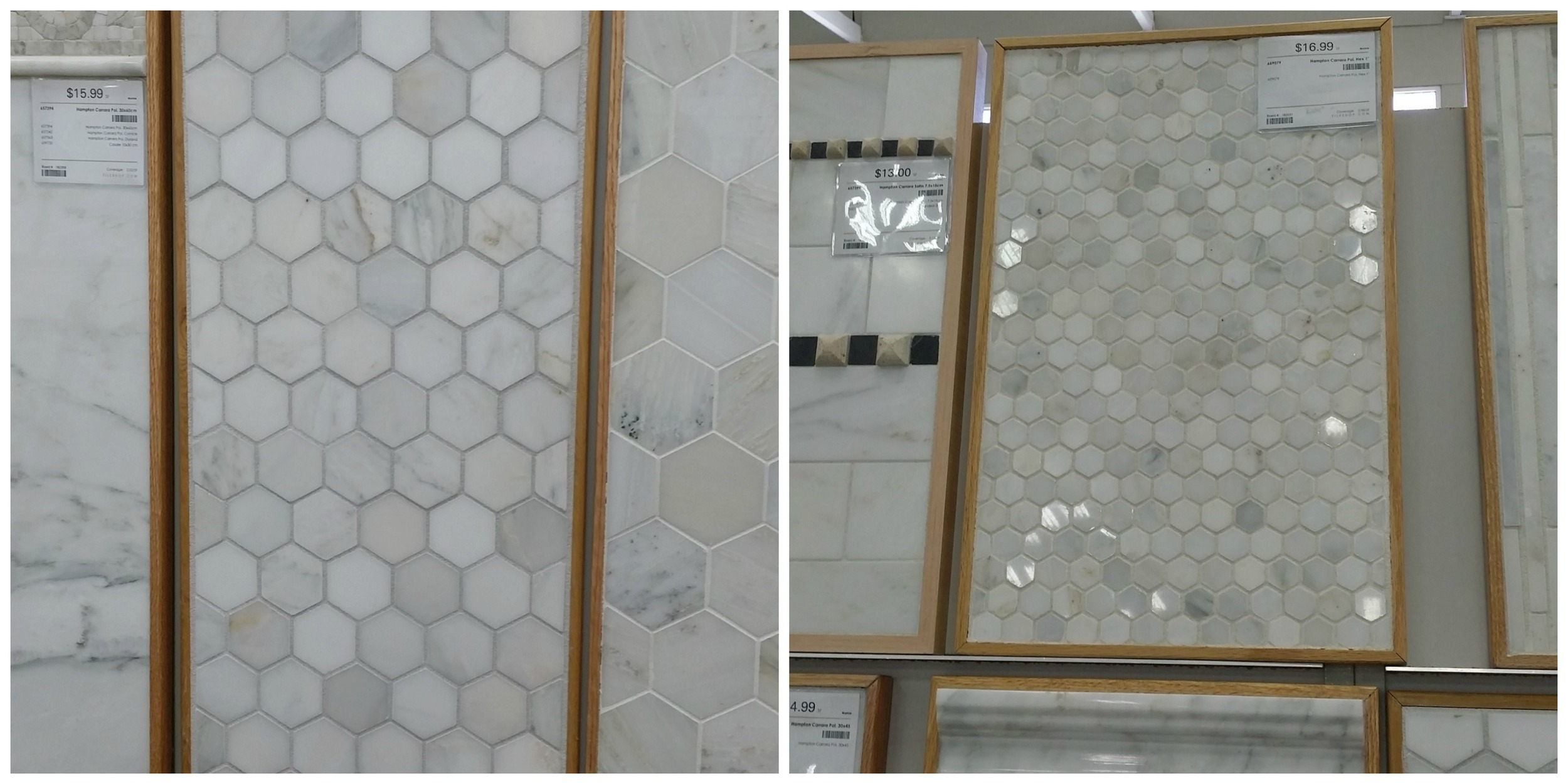 Hearth Tile Decision