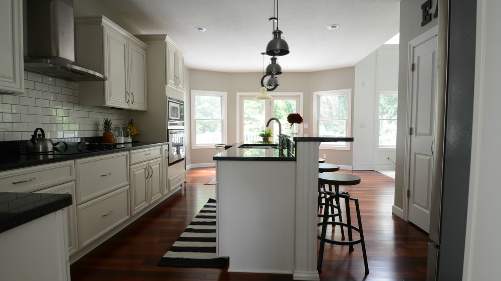 Decor and the Dog Kitchen