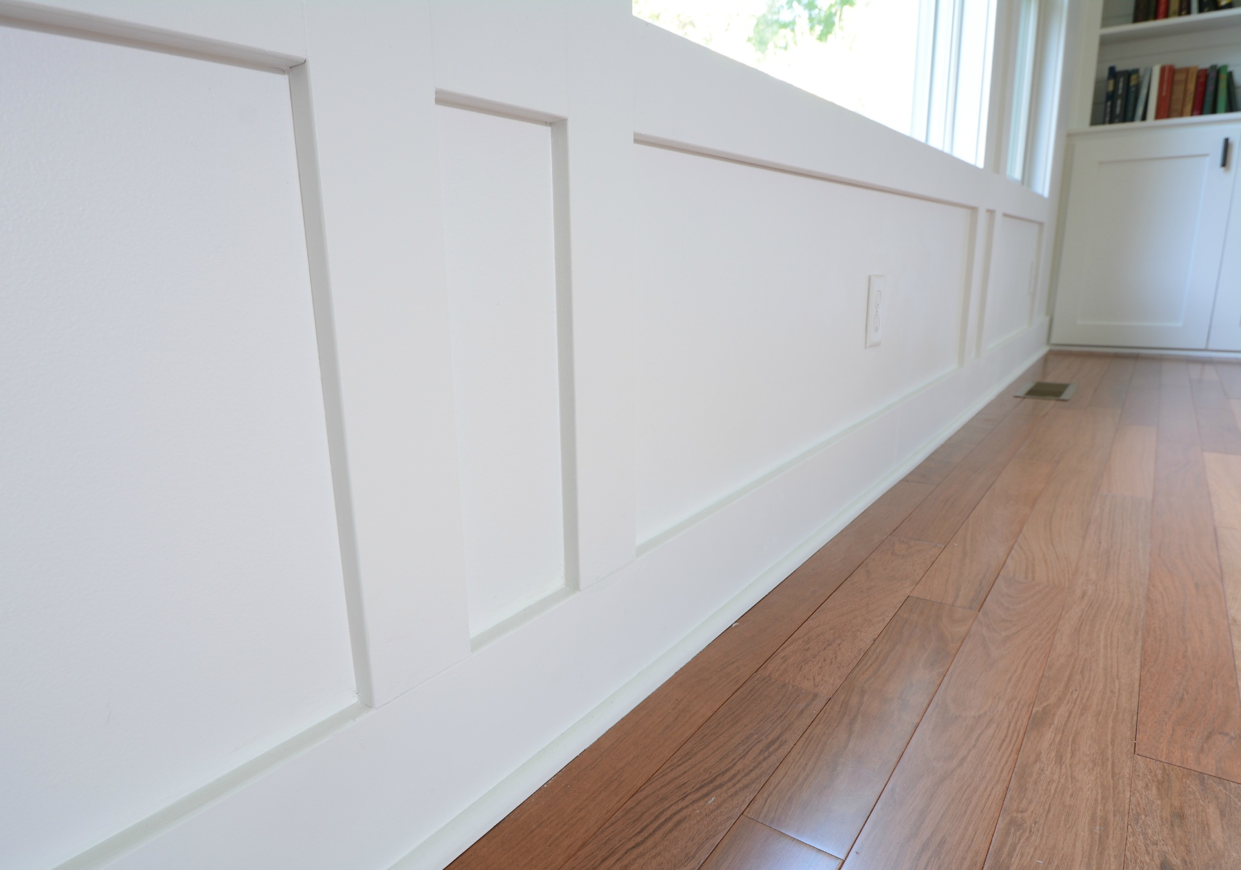Adding Molding to a Wall
