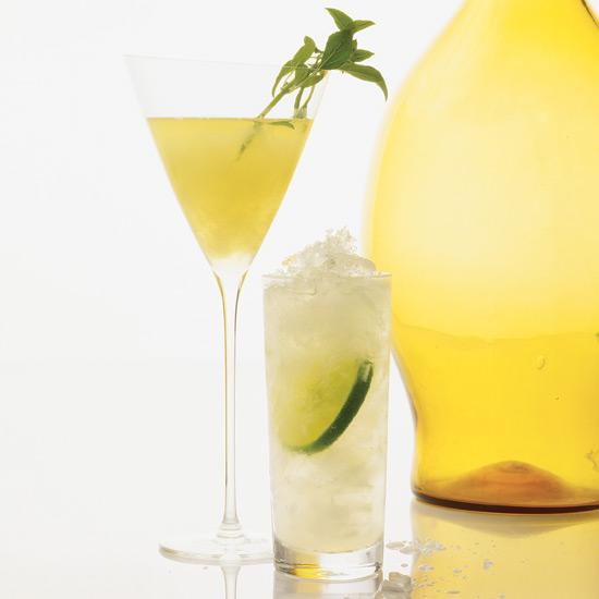 Parsley Gin Julep