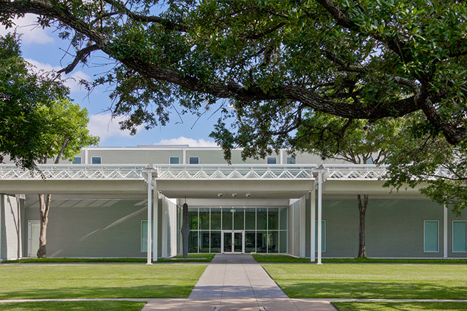 The Menil Collection, Houston, Texas