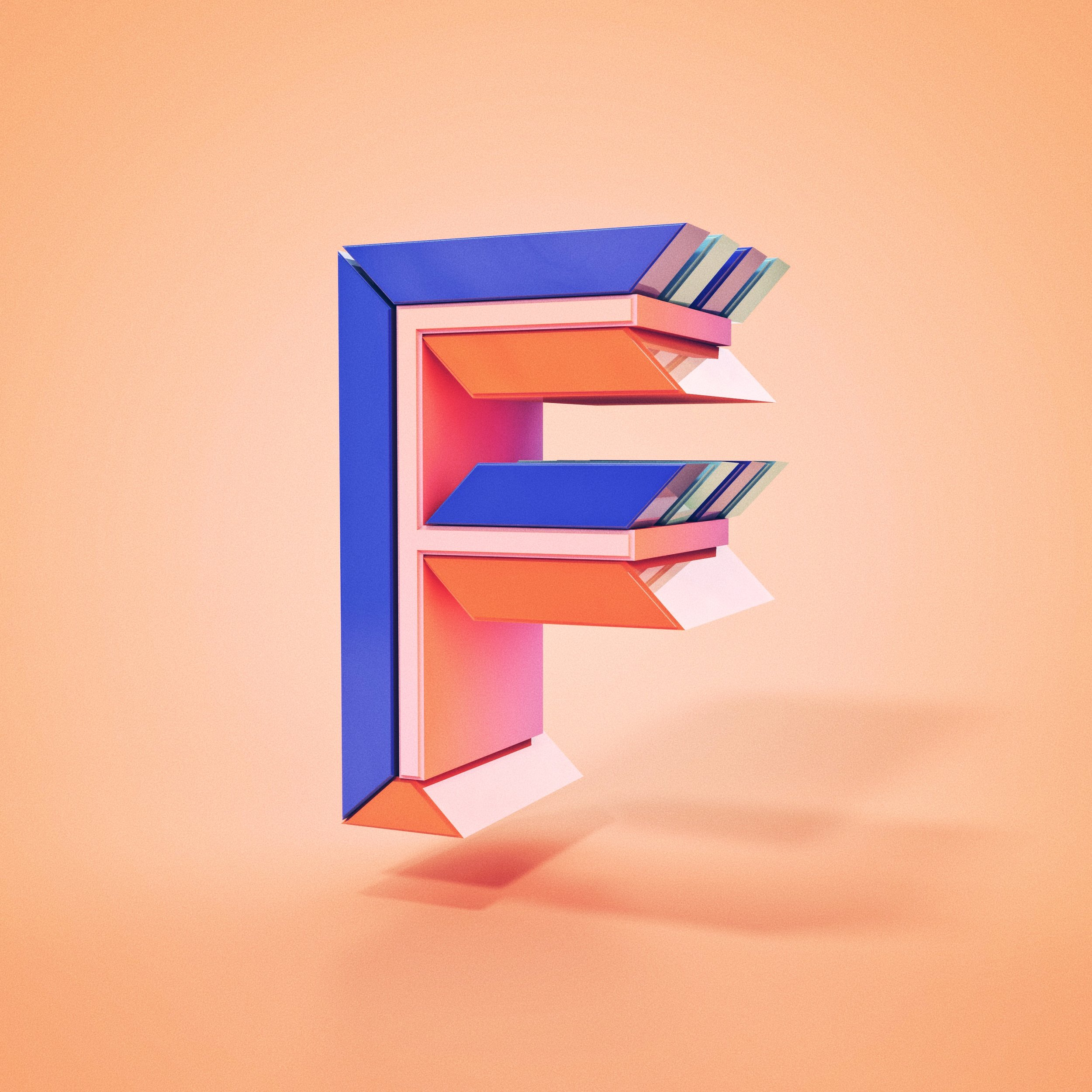 Day 06: Letter F