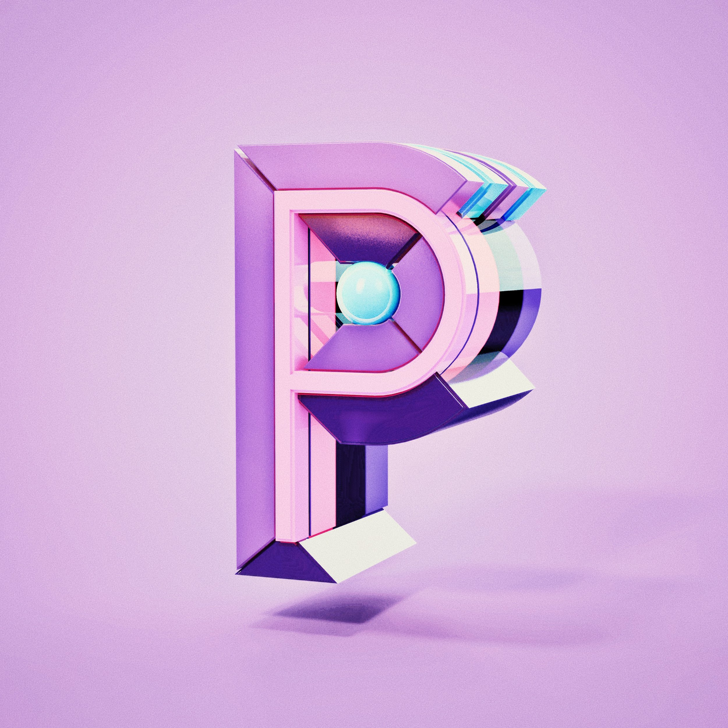 Day 16: Letter P