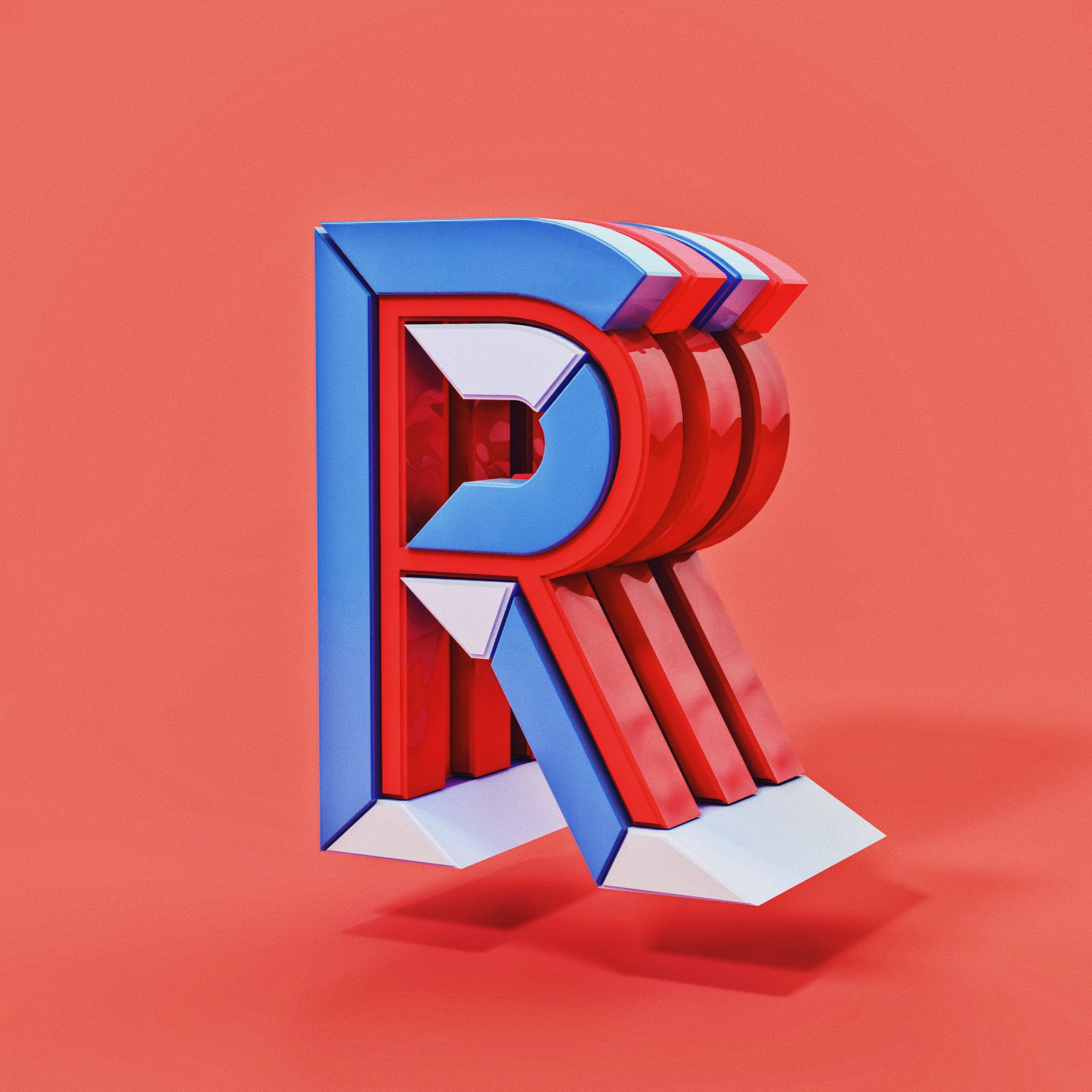Day 18: Letter R