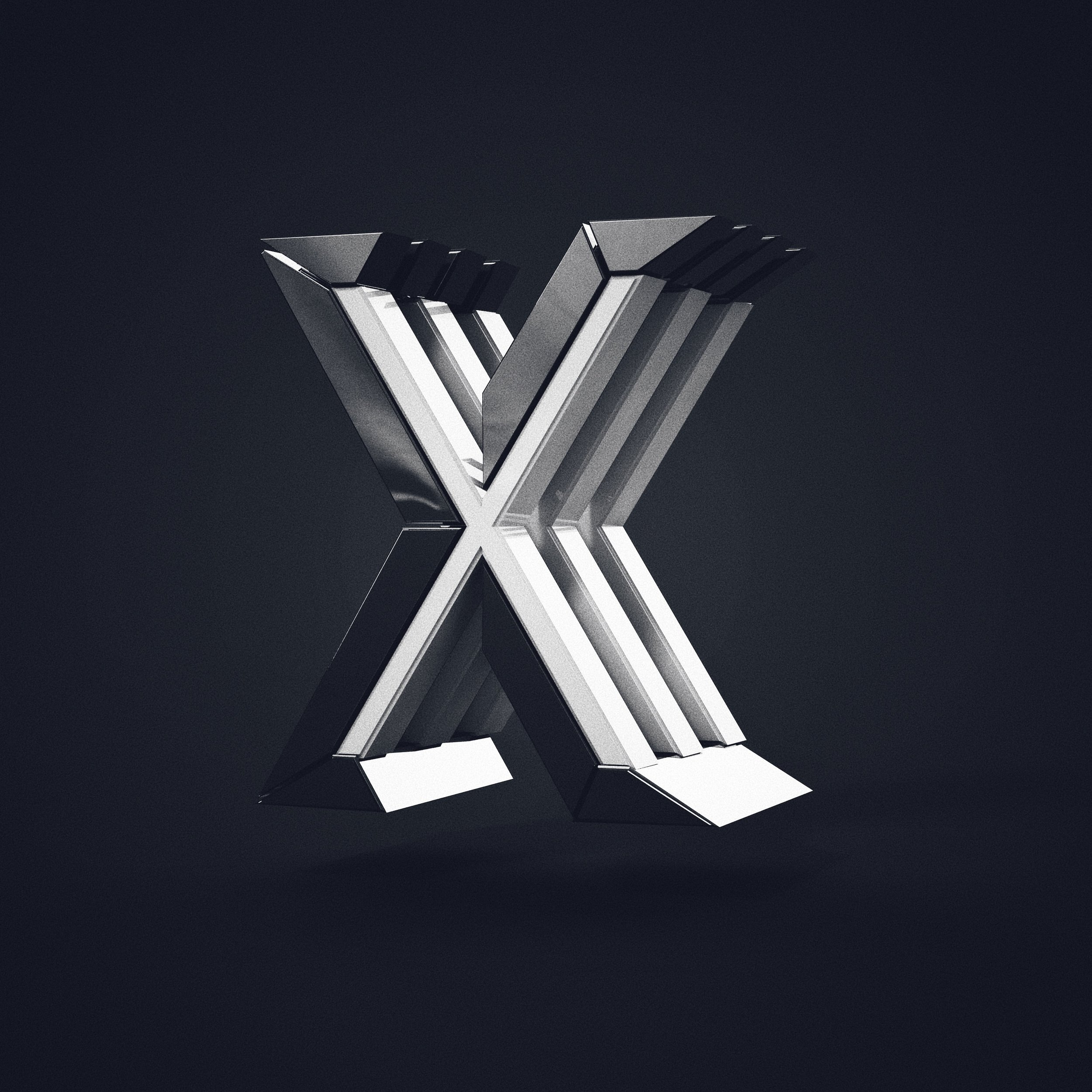 Day 24: Letter X