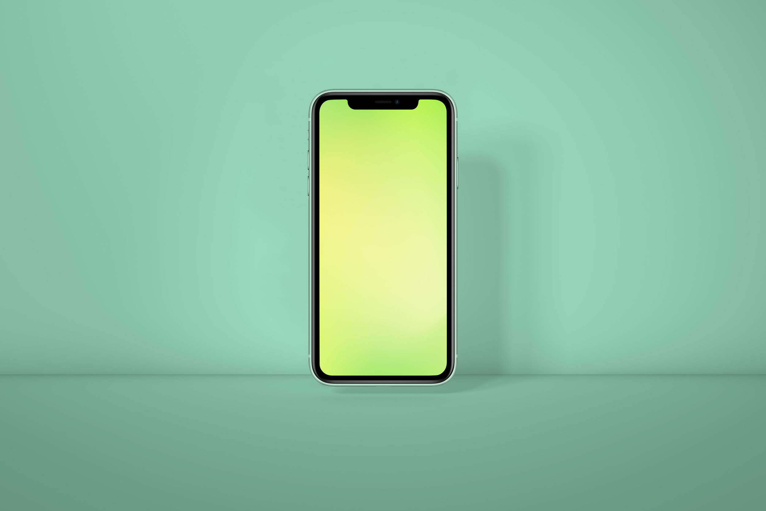 iPhone 11 PSD Mockup - All New iPhone 11 Mockup Generator with all colors