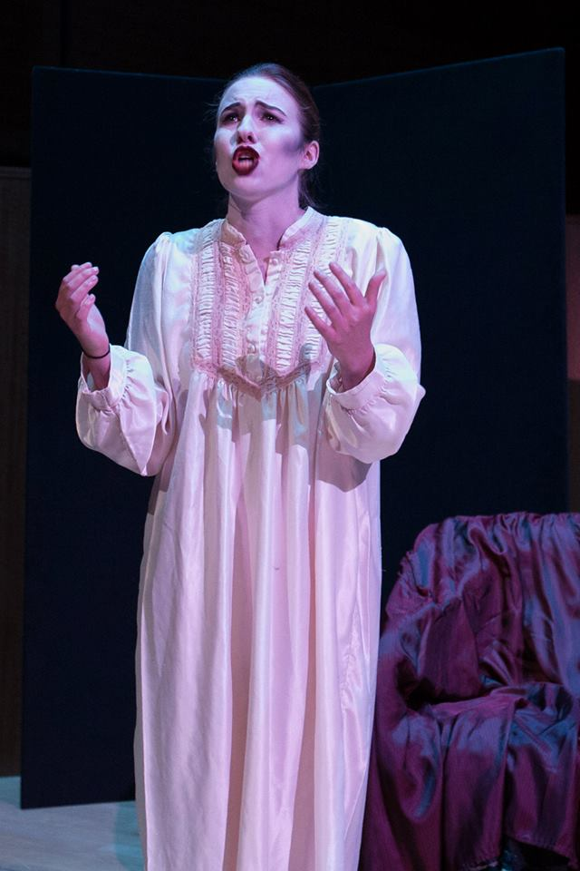 From  Dracula with San Francisco Conservatory of Music's New Music Ensemble 2013